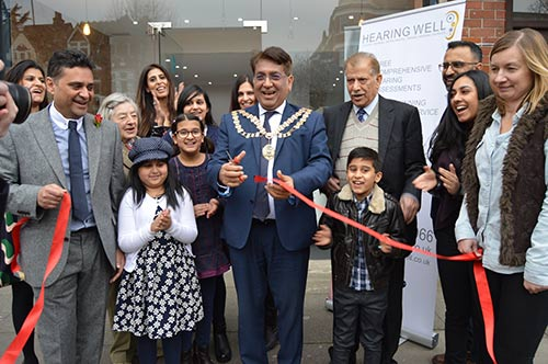 The Opening Of Our New Hearing Aid Centre in Chiswick