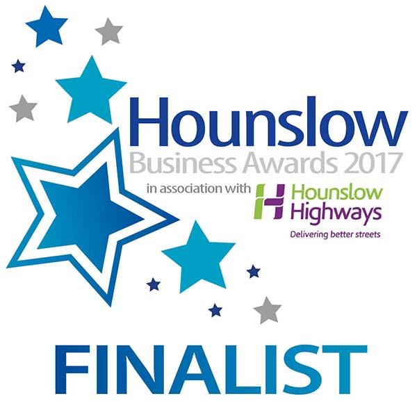 Hounslow Business Awards 2017 Finalist